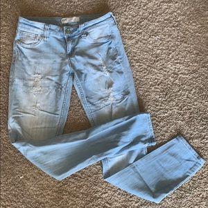 Tilley's Skinny Jeans